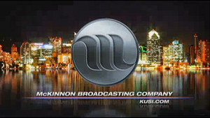 McKinnon Broadcasting - Image: Title card for Mc Kinnon Broadcasting as seen on KUSI in San Diego, CA