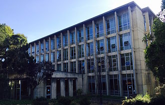 UC Berkeley Graduate School of Education - Tolman Hall, longtime and former home of the University of California, Berkeley Graduate School of Education