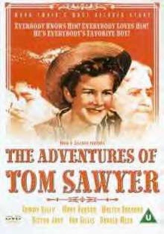 The Adventures of Tom Sawyer (1938 film) - UK DVD cover
