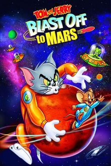 Tom and Jerry: Blast Off to Mars - Wikipedia