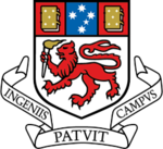 Coat of arms of the University of Tasmania