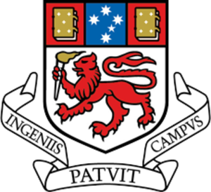 University of Tasmania - UTAS Coat of Arms
