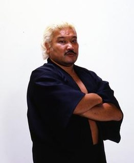 Umanosuke Ueda Japanese professional wrestler