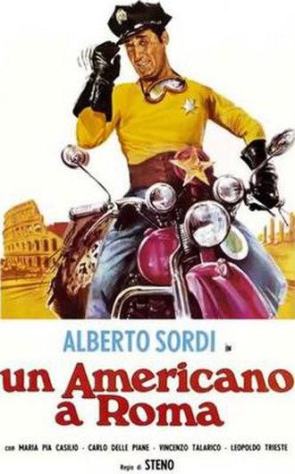An American in Rome - Image: Un americano a Roma