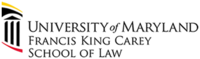 University of Maryland School of Law logo.png