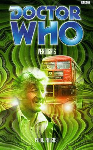 Verdigris (novel) - Image: Verdigris (Doctor Who)
