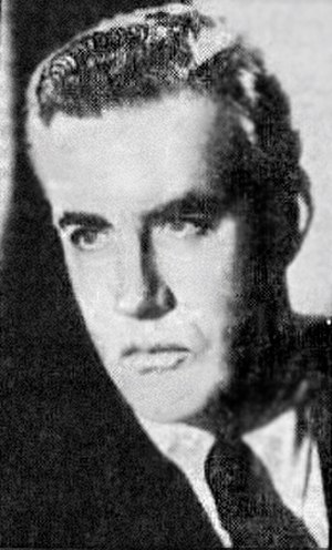 Walter Baxter - Walter Baxter from a 1951 publication