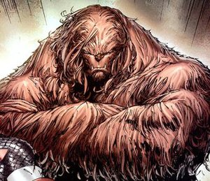 Sasquatch (comics)