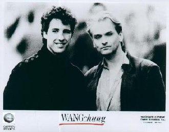 Wang Chung (band) - Nick Feldman and Jack Hues, 1986