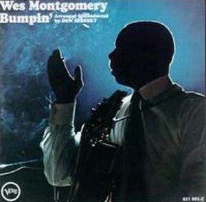 Bumpin' (Wes Montgomery album) - Image: Wes Montgomery Bumpin 2