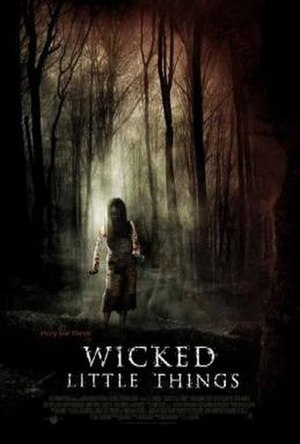 Wicked Little Things - Theatrical release poster