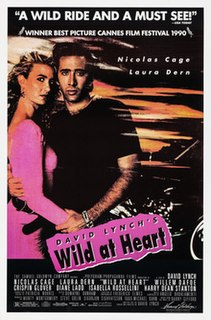 <i>Wild at Heart</i> (film) 1990 film by David Lynch