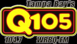 WRBQ-FM Classic hits radio station in Tampa, Florida