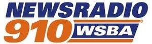 WSBA (AM) - WSBA logo