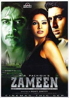 Zameen (2003) SL YT - Ajay Devgan, Abhishek Bachchan, Bipasha Basu, Mukesh Tiwari, Mohan Joshi, Pankaj Dheer, Amrita Arora, Rajendra Sethi, Kamal