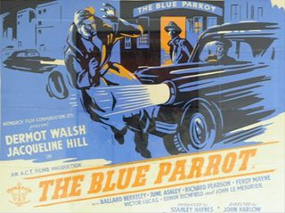 <i>The Blue Parrot</i> 1953 film by John Harlow