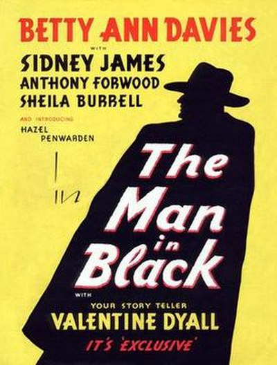 Picture of a movie: Man In Black