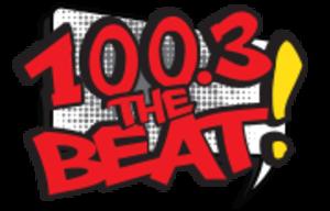 KMJM-FM - Logo under classic hip hop format, 2014-16