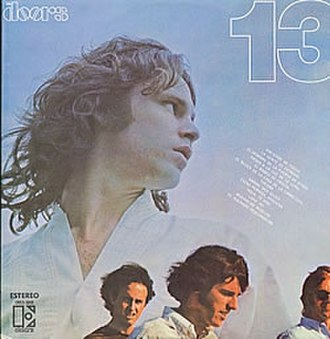 13 (The Doors album) - Image: 13 (The Doors album cover art)