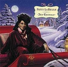 Patti Labelle This Christmas.This Christmas Patti Labelle Album Wikipedia