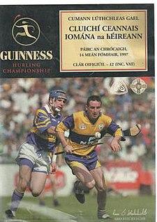1997 All-Ireland Senior Hurling Championship Final Football match