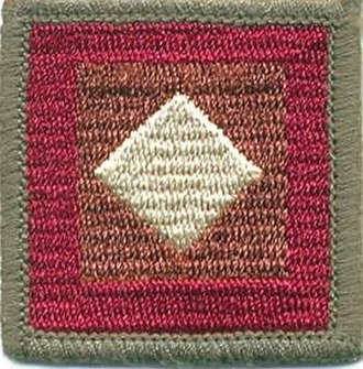 1st Close Health Battalion (Australia) - Image: 1HSB unit patch
