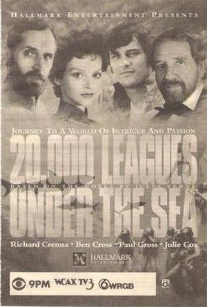20,000 Leagues Under the Sea (1997 Hallmark film) - Print advertisement