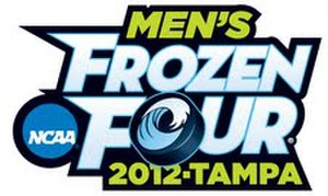 2012 NCAA Division I Men's Ice Hockey Tournament - 2012 Frozen Four logo