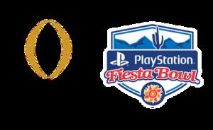 2016 Fiesta Bowl (December) - Image: 2016 Play Station Fiesta Bowl logo