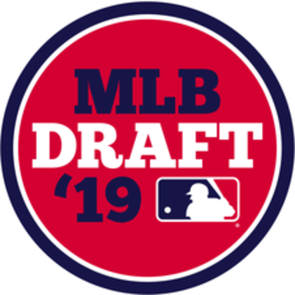 2019 MLB draft logo