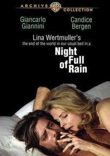 <i>A Night Full of Rain</i> 1978 film by Lina Wertmüller