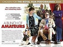 movie The amateurs