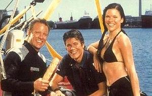 Adventure Inc. - Michael Biehn, Jesse Nilsson and Karen Cliche