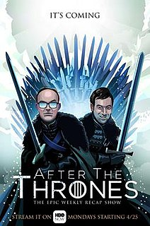 <i>After the Thrones</i> television series