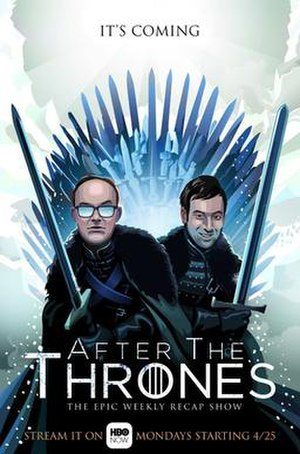 After the Thrones - Image: After the Thrones poster