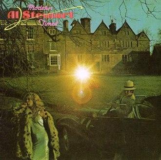 Modern Times (Al Stewart album) - Image: Al Stewart Modern Times US