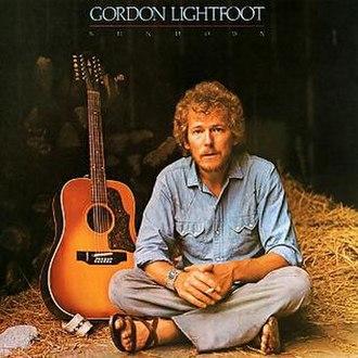 Sundown (Gordon Lightfoot album) - Image: Album Sundown