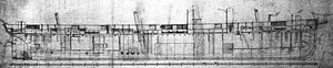 Algerine-class gunboat - Design profile for the Algerine class