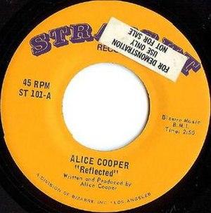 Reflected (song) - Image: Alicecooperreflected