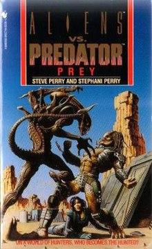 aliens vs predator novel series wikipedia