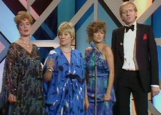 Victoria Wood as Seen on TV - Celia Imrie, Victoria Wood, Julie Walters and Duncan Preston in the first series