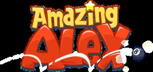 Amazing Alex - Image: Amazing Alex Official Logo