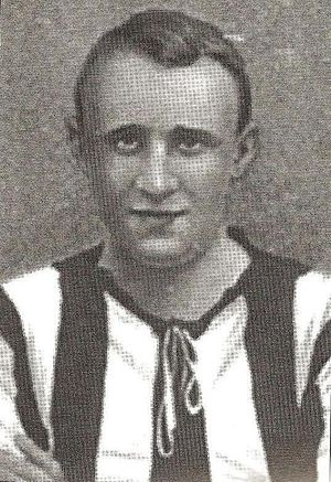 1923–24 Port Vale F.C. season - Sunderland legend Arthur Bridgett ended his professional career with Vale in 1924.