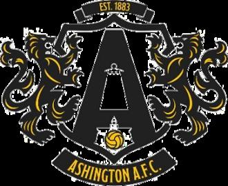 Ashington A.F.C. - Club logo