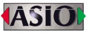Audio Stream Input/Output - ASIO logo