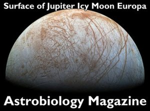 Astrobiology Magazine - Astrobiology Magazine cover