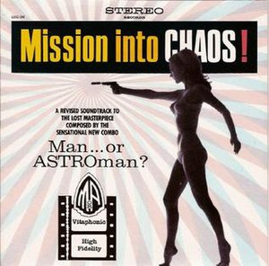 Mission into Chaos! - Image: Astroman mission