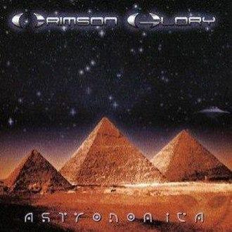 Astronomica (album) - Image: Astronomica cover