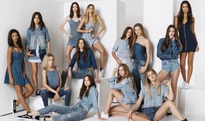 Australia's Next Top Model (cycle 10) - Image: Ausntm 10 Cast