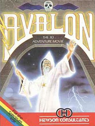 Avalon (video game) - Cover art